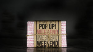 Pop Up Weekend en Málaga